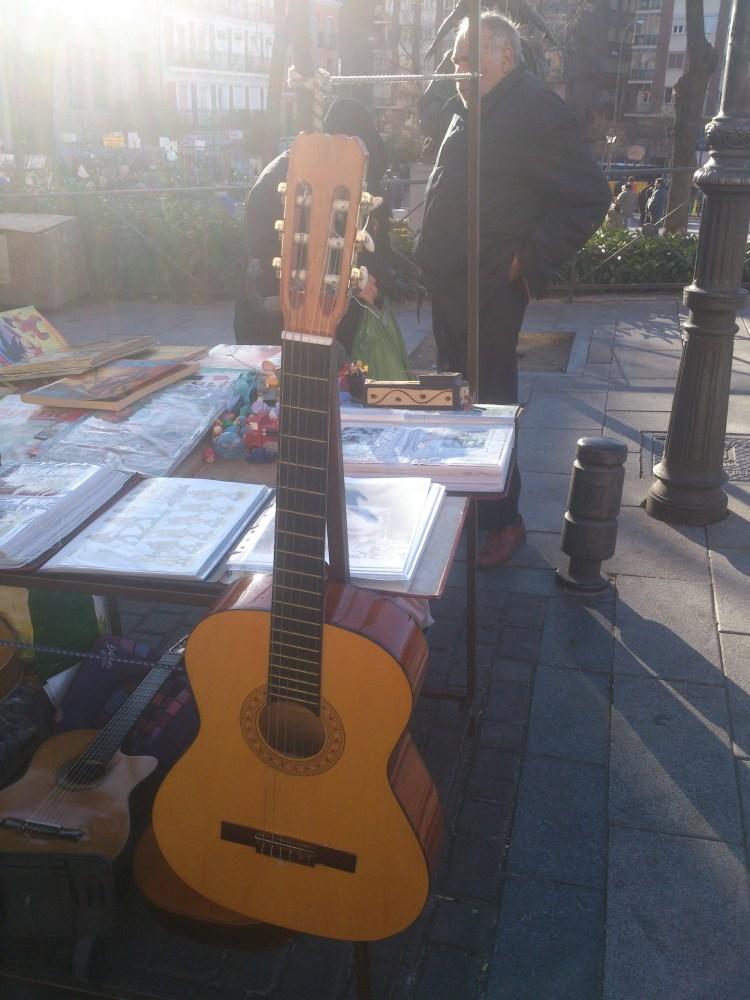 chitarra el rastro