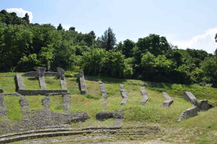 il teatro romano di ascoli piceno