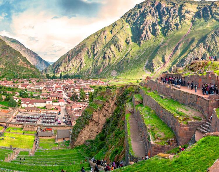 ollantaytambo valle sacra degli inca
