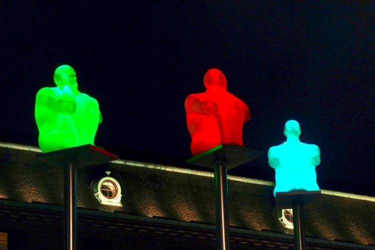 scultura drom di Jaume Plensa