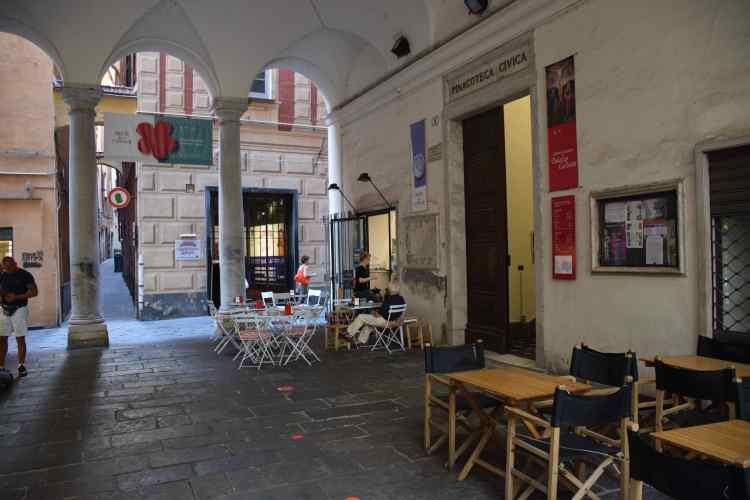 la Pinacoteca Civica di Savona