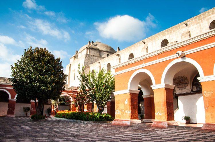monasterio de santa catalina ad arequipa
