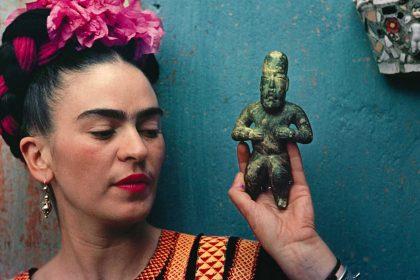 Una foto di Frida Kalho