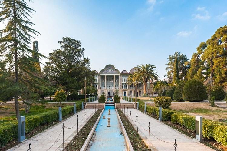 giardini persiani Chehel Sotoun