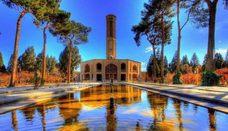 giardini persiani Dolat Abad Garden