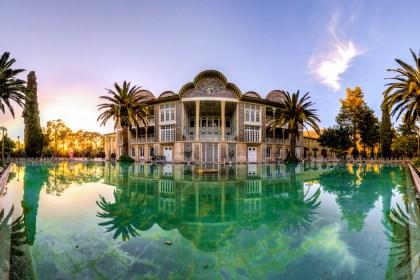 giardino persiano Eram Garden