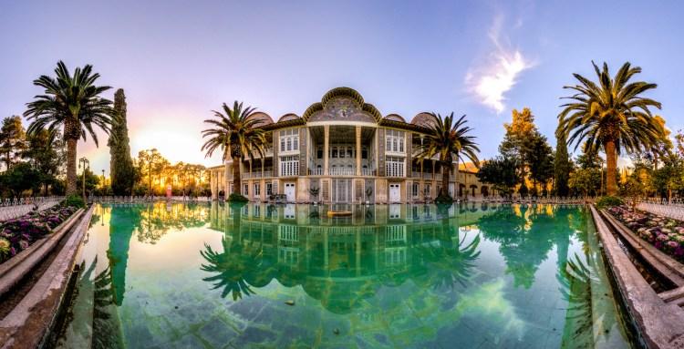giardini persiani Eram Garden