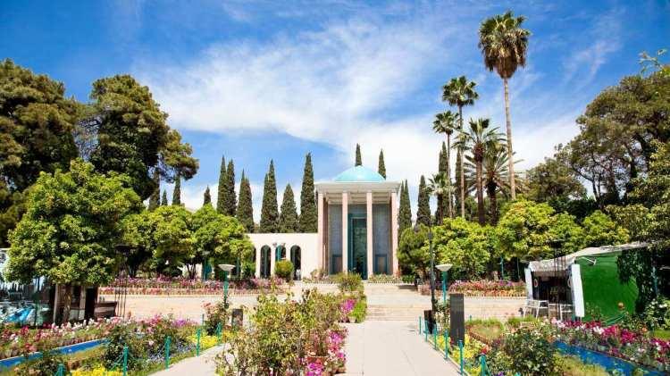 giardini persiani in iran