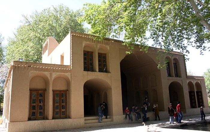 giardini persiani Pahlavan Pour Garden