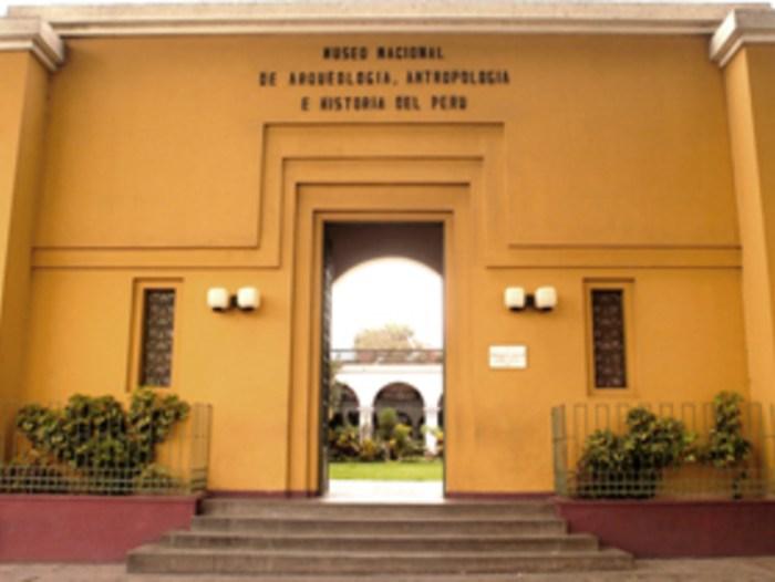 Museo de Arqueología Antropología Historia de Perù   L'edificio che ospita il MNAAHP   Fonte: MNAAHP