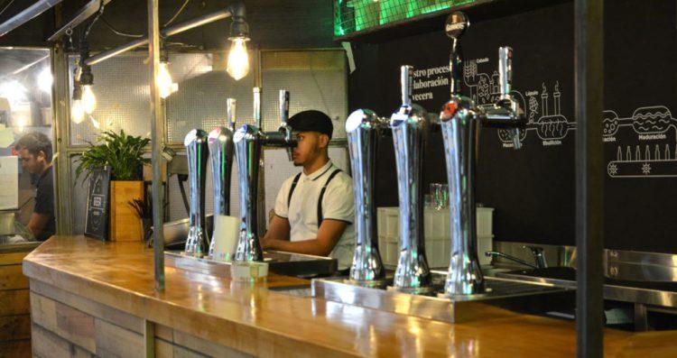 Beer Experience al Mercado de San Ildefonso