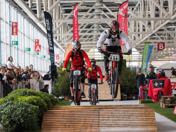 Mountain Bike Ebike EBX a Outdoor Expo