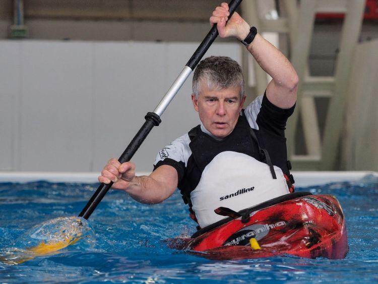 attività sportive in acqua ad Outdoor Expo