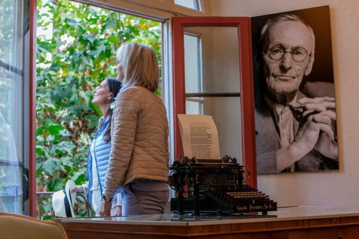 il Museo di Hermann Hesse nel Canton Ticino in Svizzera