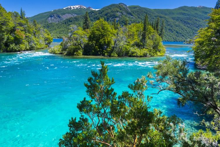 Il Parque Alerce Andino lungo la Ruta de los Parques de Patagonia