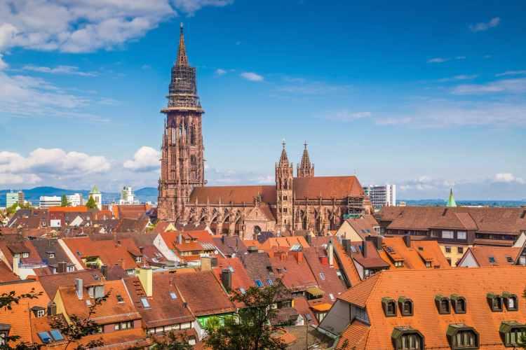 la cattedrale di nostra signora di friburgo