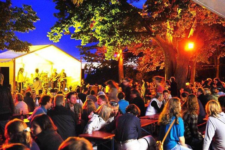 la Schlossberg Fest di friburgo