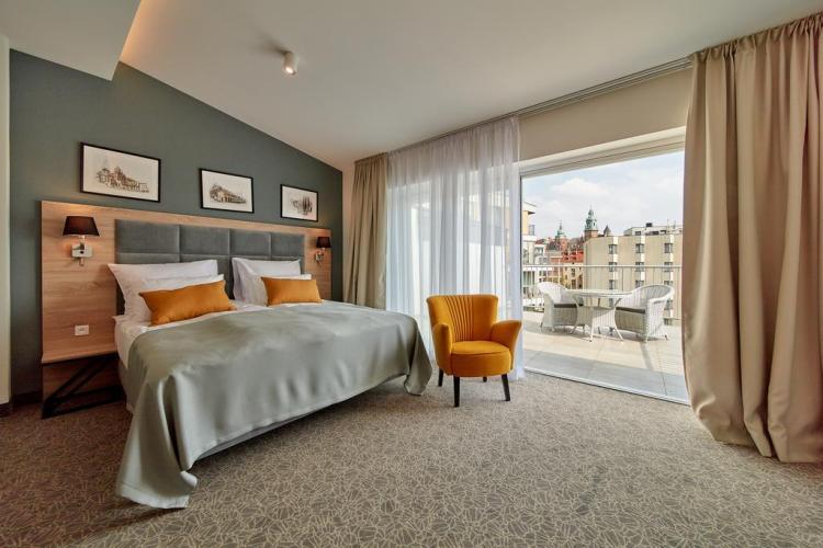 Hotel 32 Krakóv Old Town uno dei migliori alberghi dove dormire a cracovia