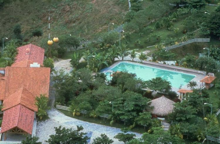 Hacienda Nápoles di Pablo Escobar