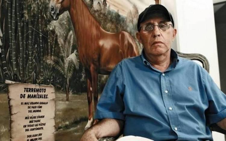 Roberto Escobar, fratello di Pablo Escobar