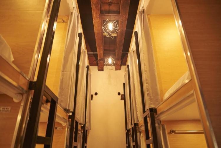 ostelli a cartagena de indias the icon capsule hostel