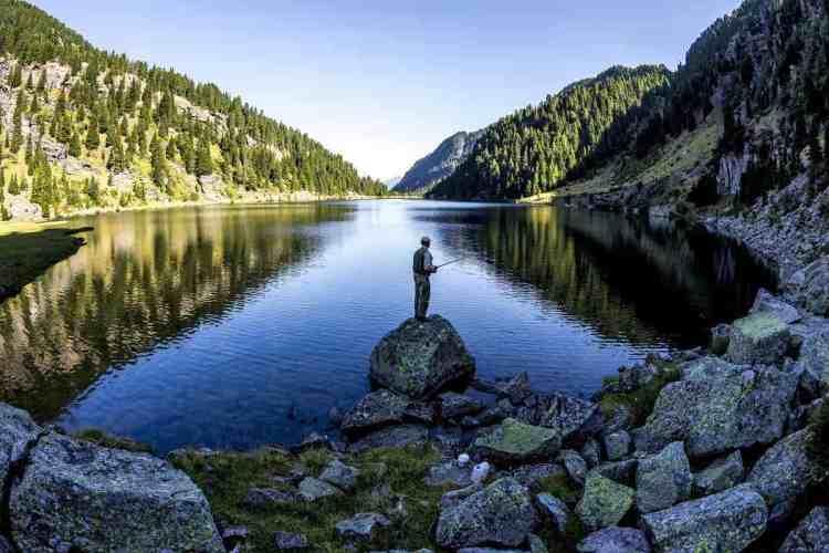 il panorama naturale del lago lagorai in val di fiemme | Fonte: APT Val di Fiemme