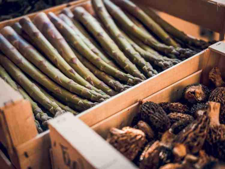 prodotti freschi de la bastide de Saint-Tropez, uno dei migliori hotel a saint tropez