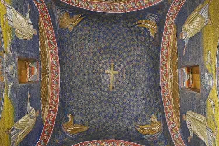 i mosaici di galla placidia a ravenna