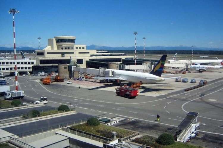 l'area delle operazioni dell'aeroporto roma ciampino