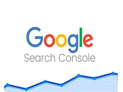 content management con google search console
