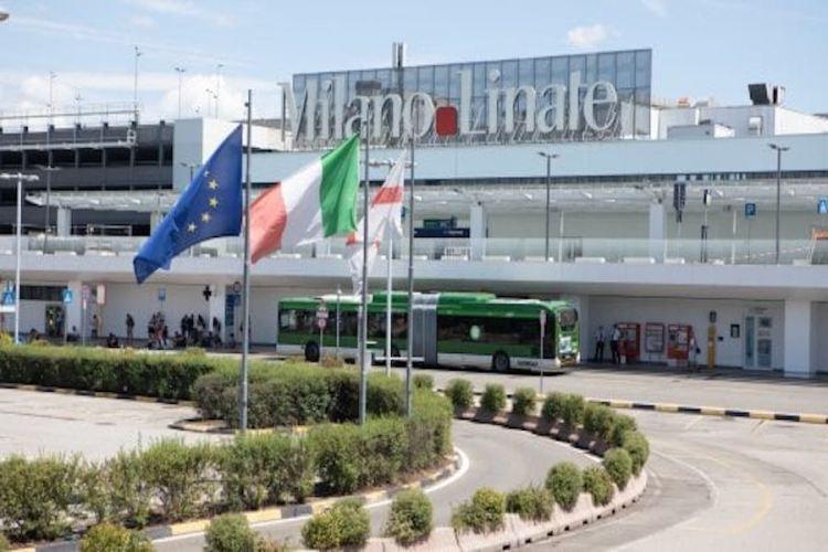 aeroporto linate ingresso terminal