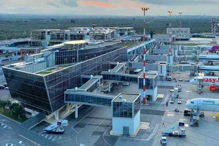 area operazioni aeroporti bari