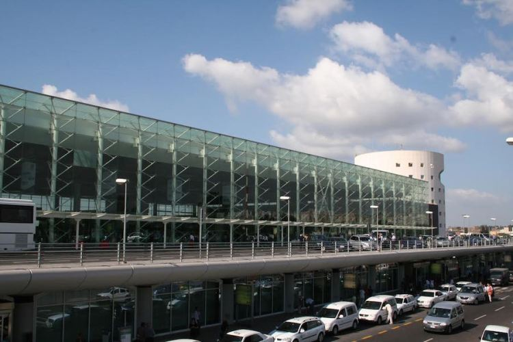 terminal aeroporto catania