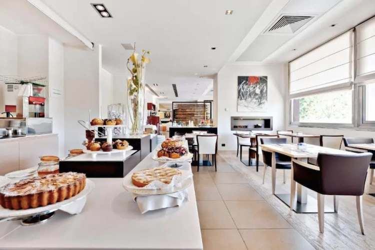 il breakfast di italiana hotels cosenza