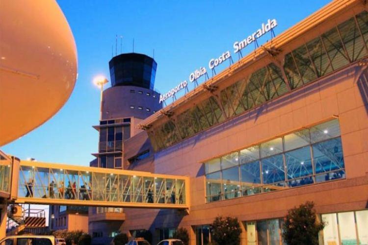 area operazioni aeroporto olbia
