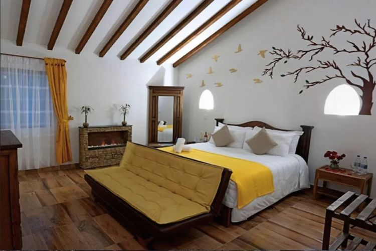 una camere dell'hotel VDL colonial by prime collection