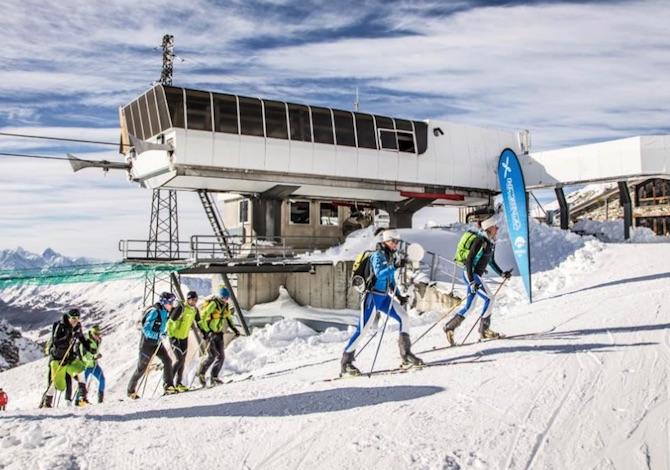 sciare a gressoney