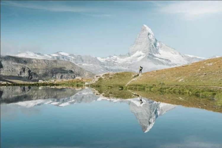 il sentiero dei 5 laghi di zermatt