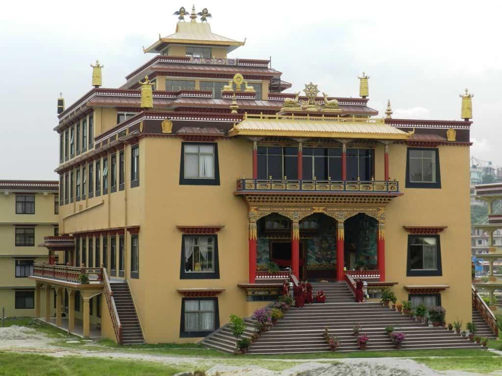Kopan Nunnery Monastery
