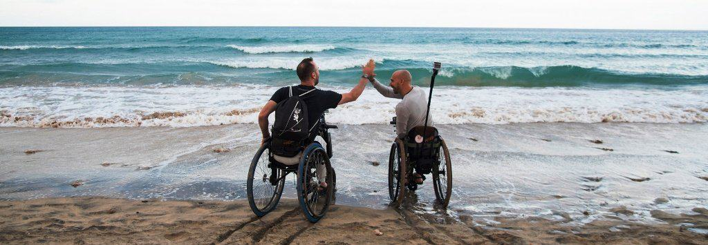 1 Viaggio Italia, viaggiare oltre la disabilità