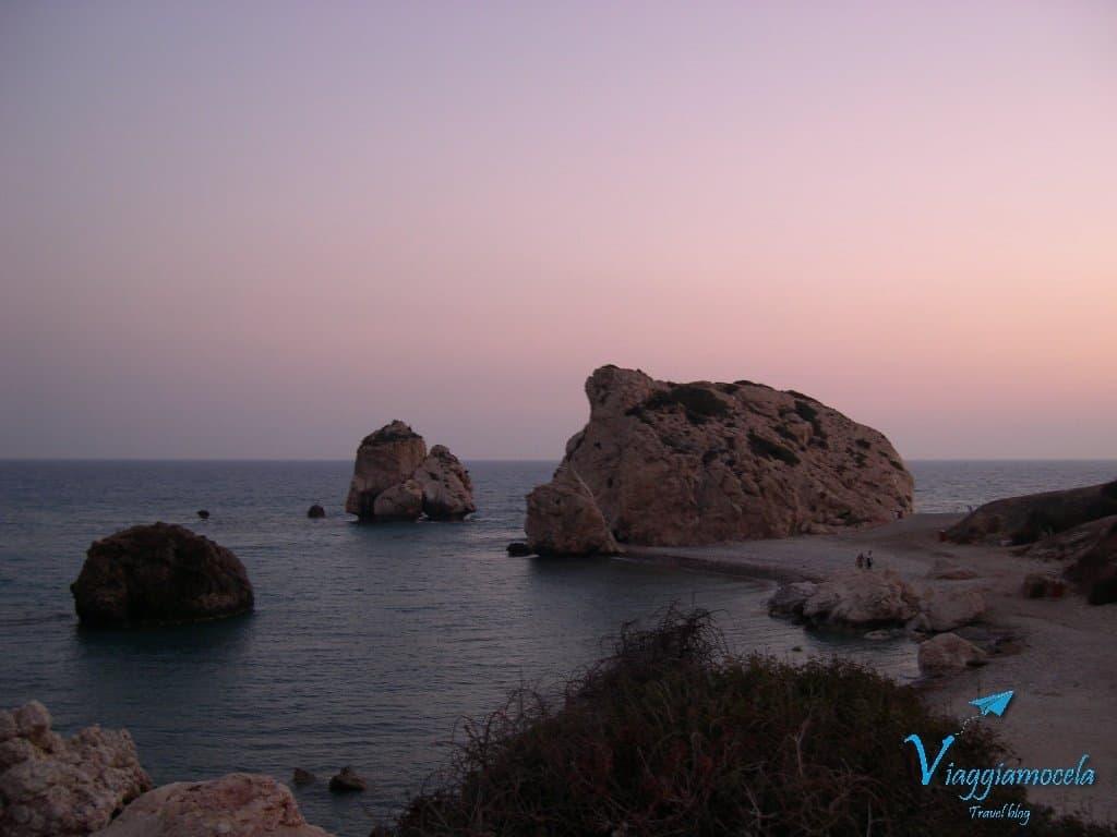 Petra tou Romiou (Cipro)