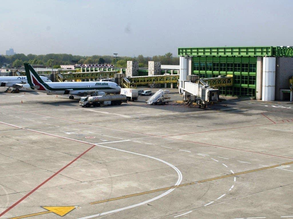 Aeroporto Linate 2014