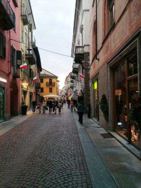 Alba, centro storico