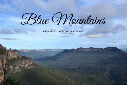 Escursione alle Blue Mountains: una fantastica giornata