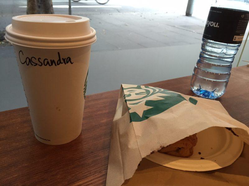 Colazione da Starbucks Sydney