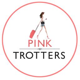 Logo Pinktrotters