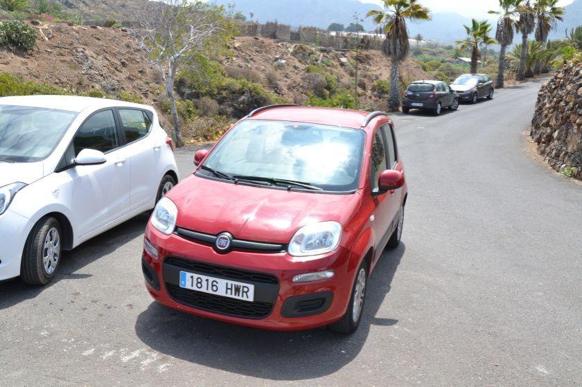 Fiat a Noleggio Tenerife