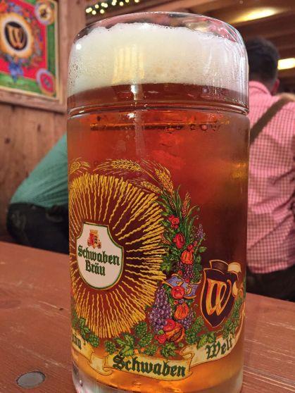 Birra del tendone Schwabenwelt