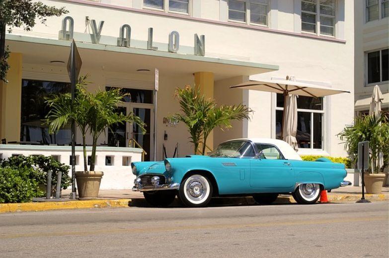 Hotel Avalon, South Beach