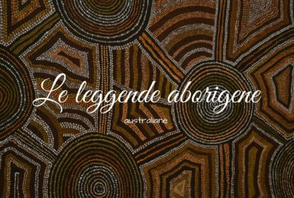 Le leggende aborigene